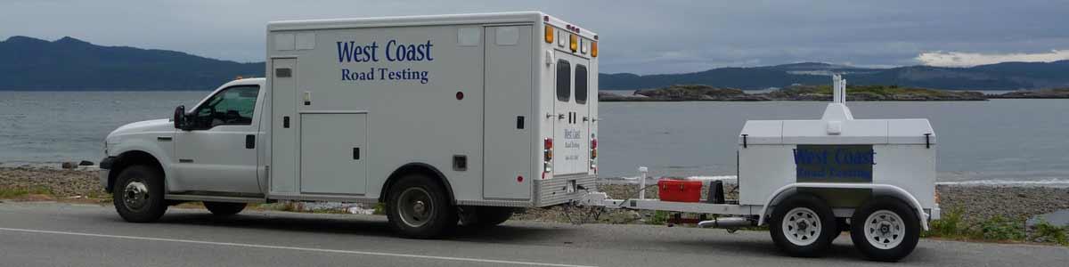 West Coast Road Testing